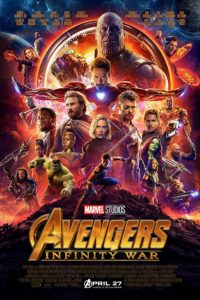 Avengers Infinity War @ Palace Theatre