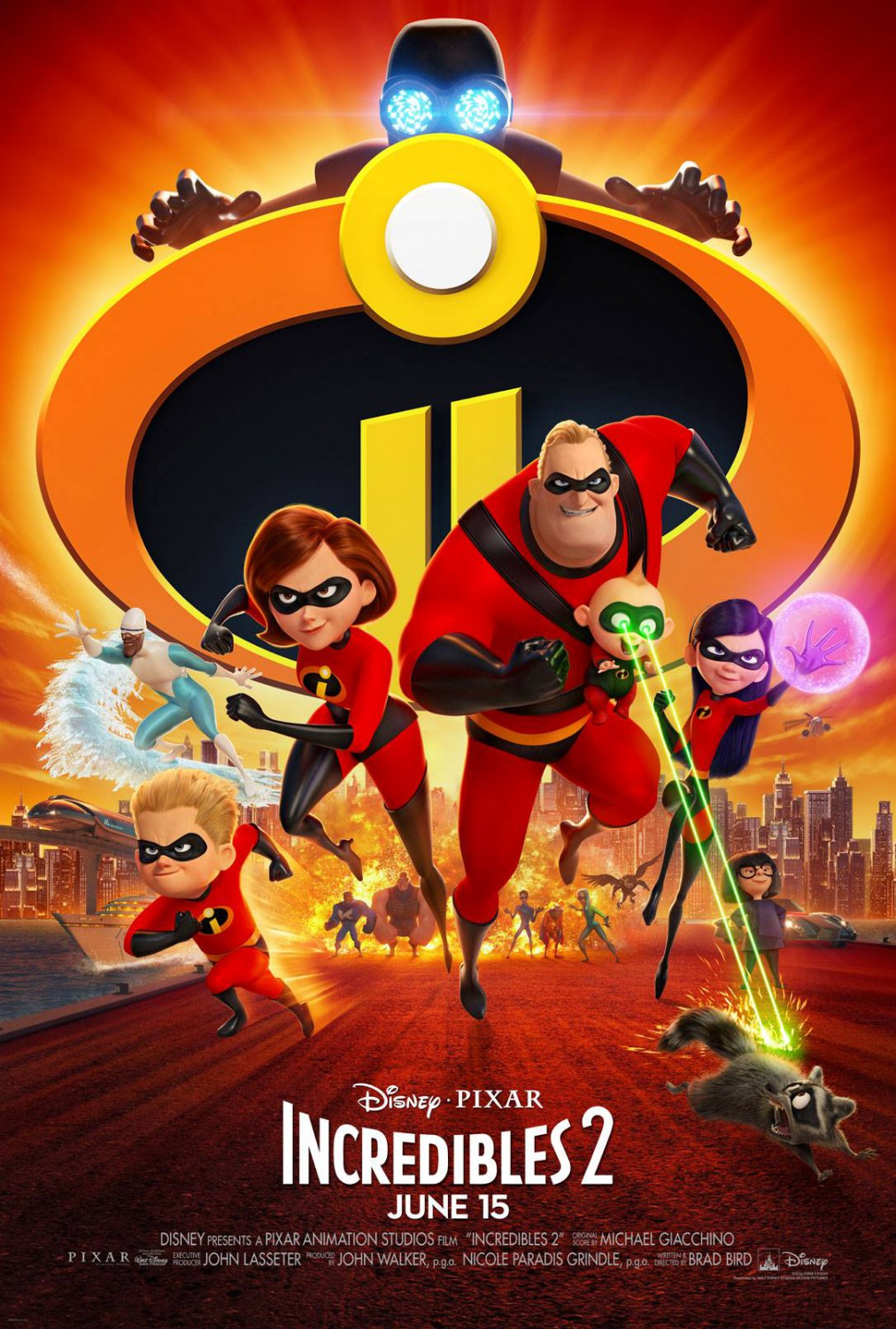 Incredibles 2 @ Palace Theatre