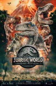 Jurassic World: Fallen Kingdom @ Palace Theatre