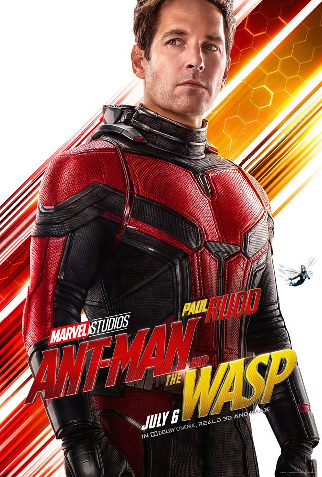 Ant-Man And The Wasp @ Palace Theatre