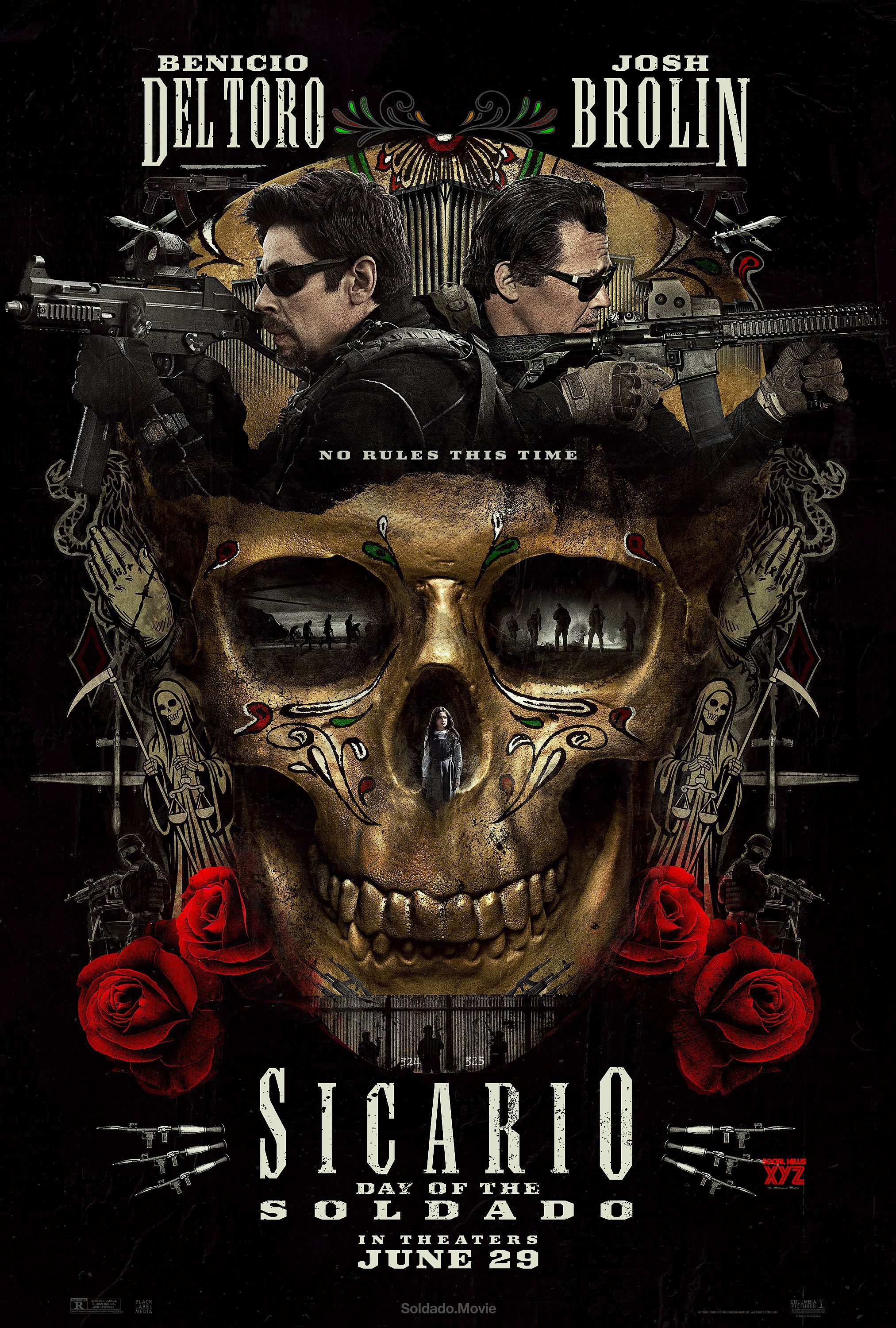 Sicario: Day of the Soldado @ Palace Theatre