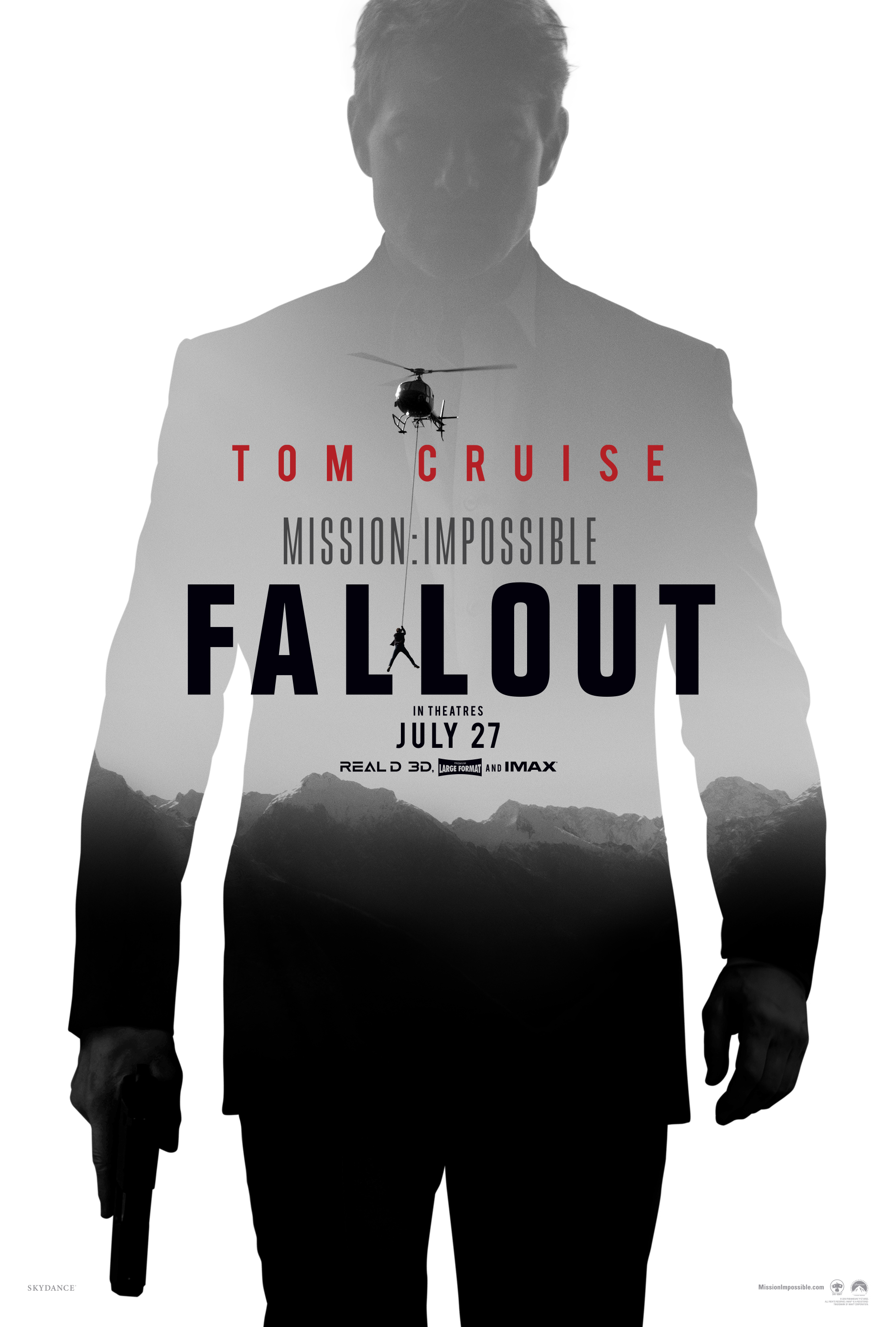 Mission: Impossible - Fallout @ Palace Theatre