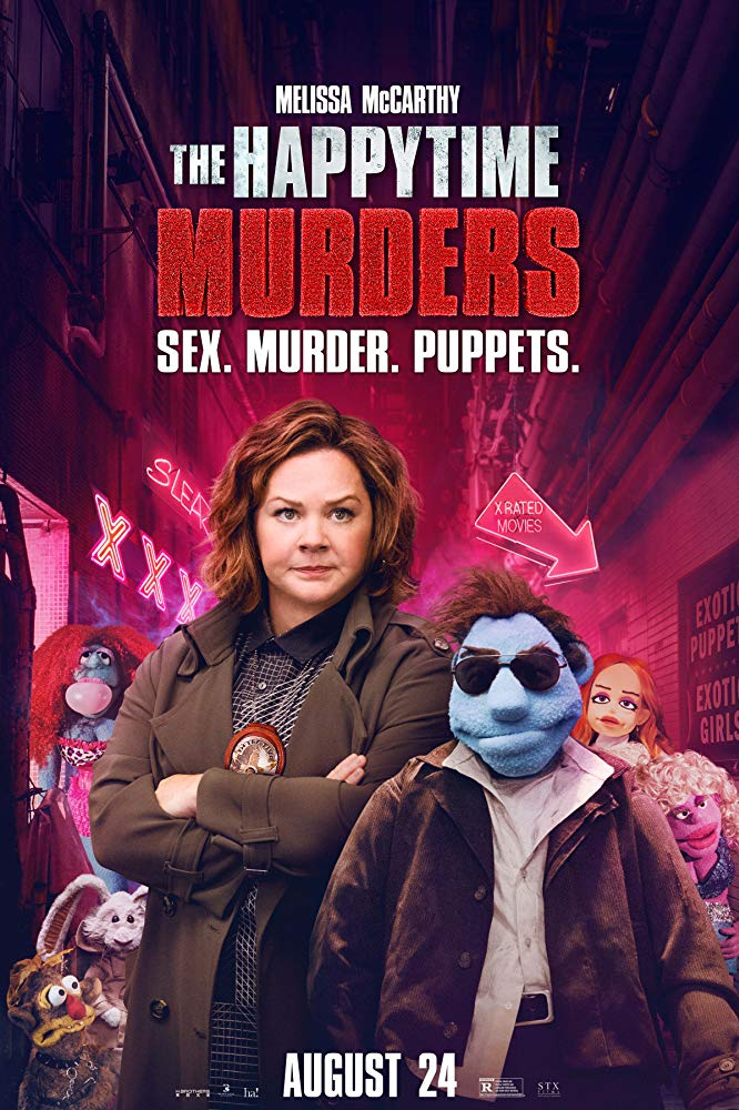 The Happytime Murders @ Palace Theatre