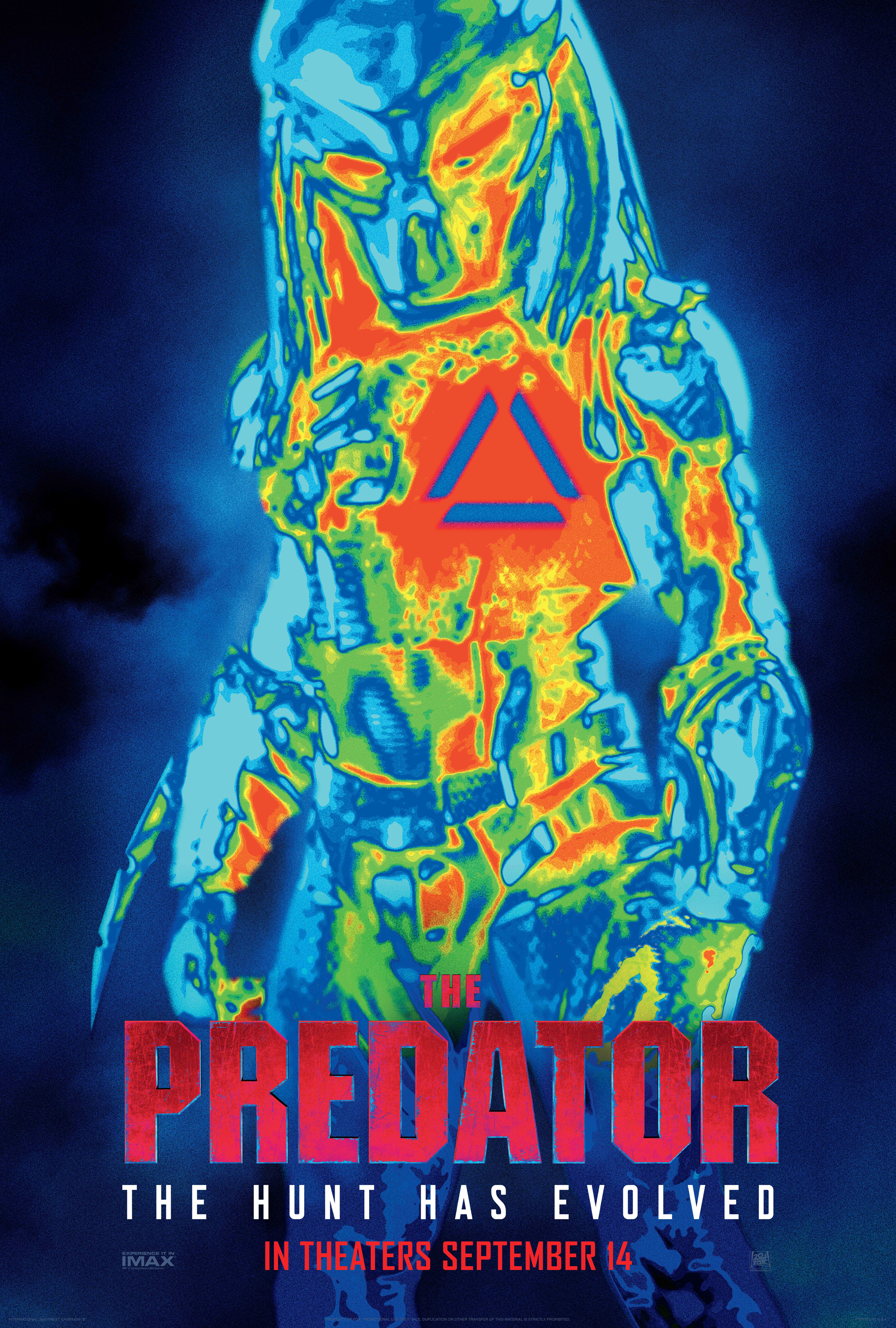 The Predator @ Palace Theatre