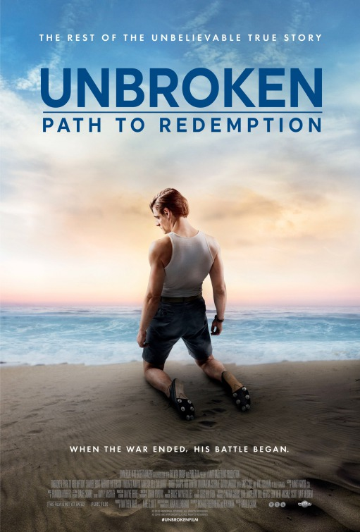Unbroken: Path to Redemption @ Palace Theatre