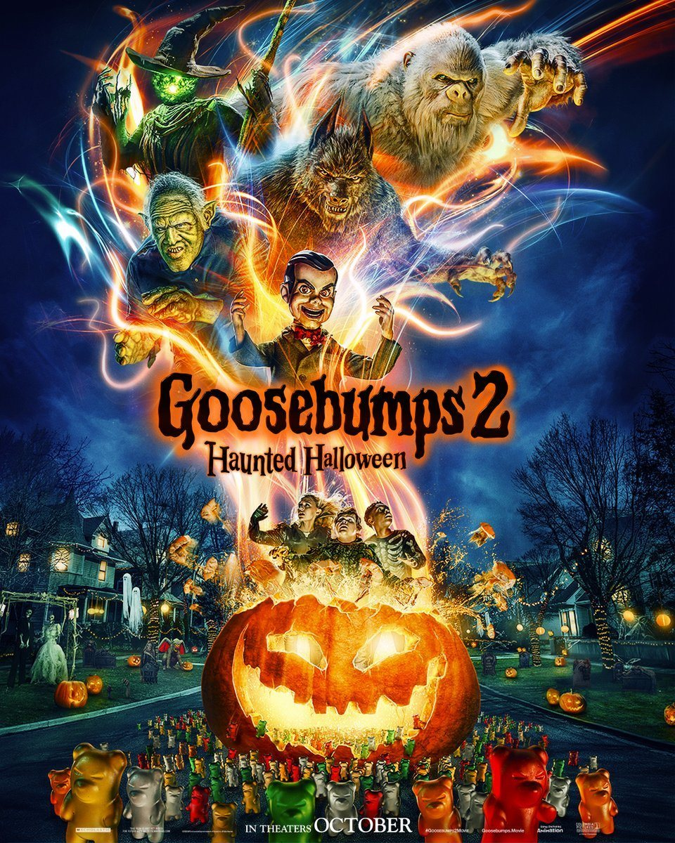 Goosebumps 2: Haunted Halloween @ Palace Theatre