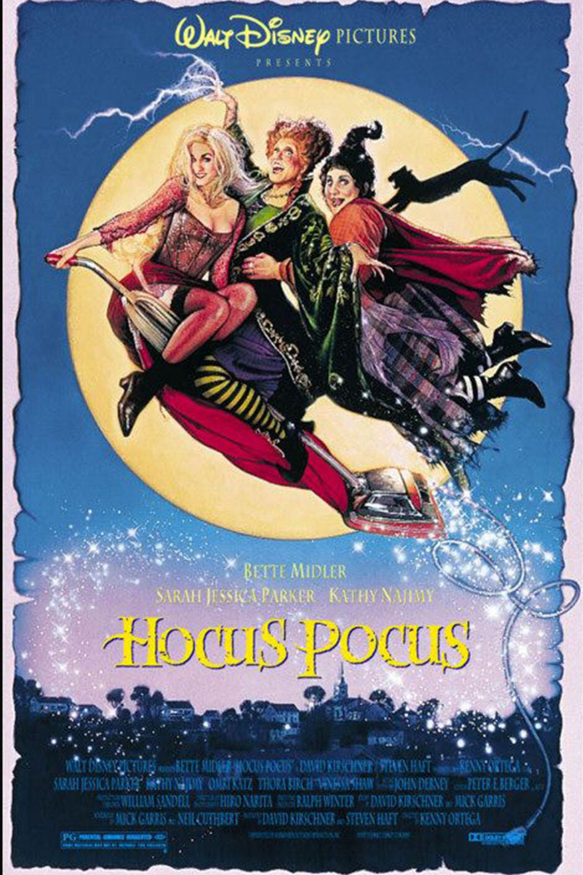 Nightmare On Main Street - Hocus Pocus @ Palace Theatre