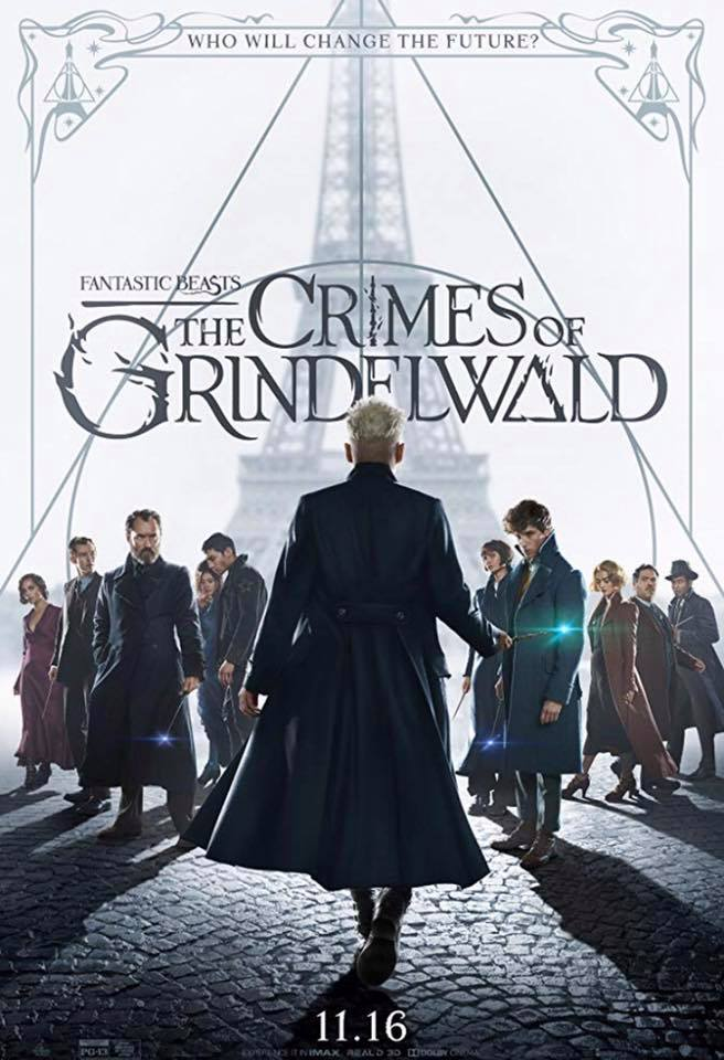 Fantastic Beasts: The Crimes of Grindelwald @ Palace Theatre