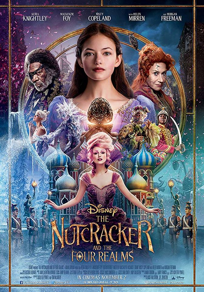 The Nutcracker and the Four Realms @ Palace Theatre
