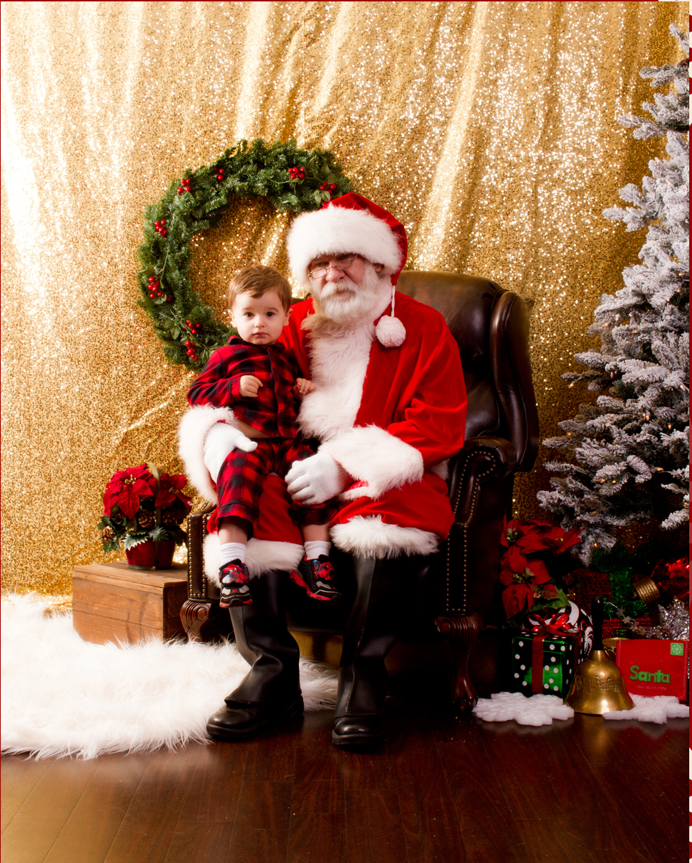 Pictures With Santa Claus @ Palace Theatre