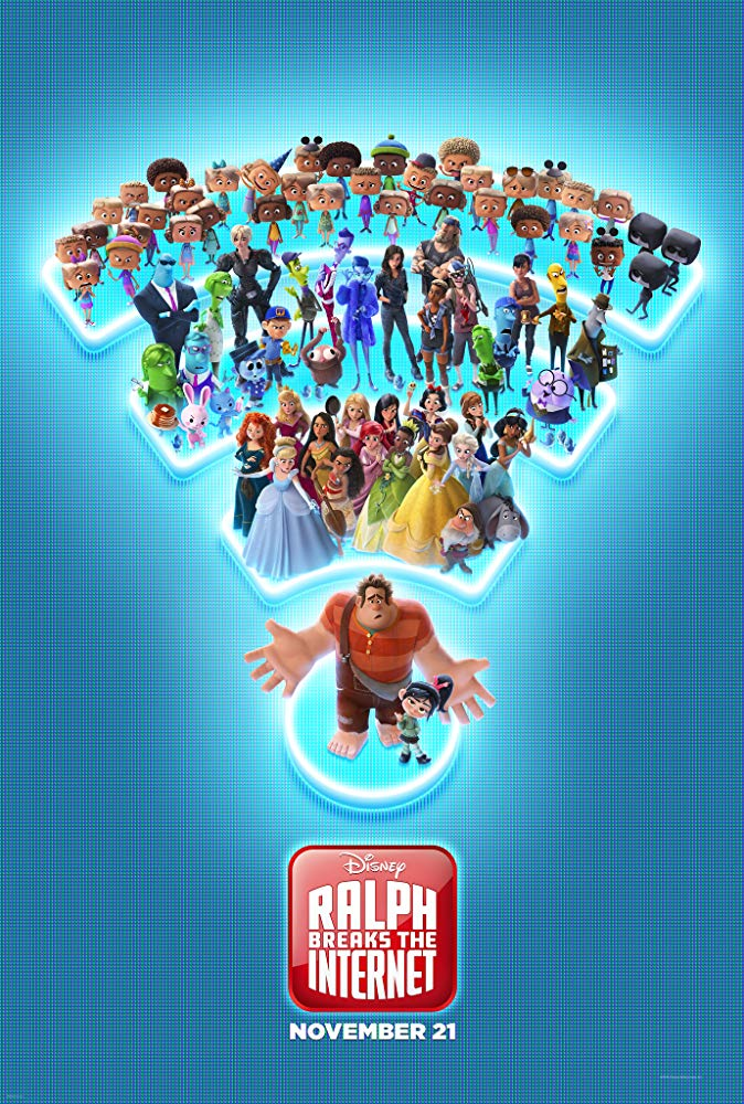 Wreck-It Ralph 2: Ralph Breaks the Internet @ Palace Theatre