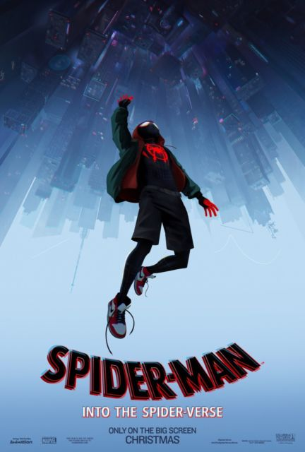 Spider-Man: Into the Spider-Verse @ Palace Theatre