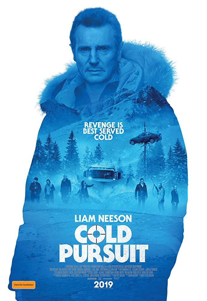 Cold Pursuit @ Palace Theatre