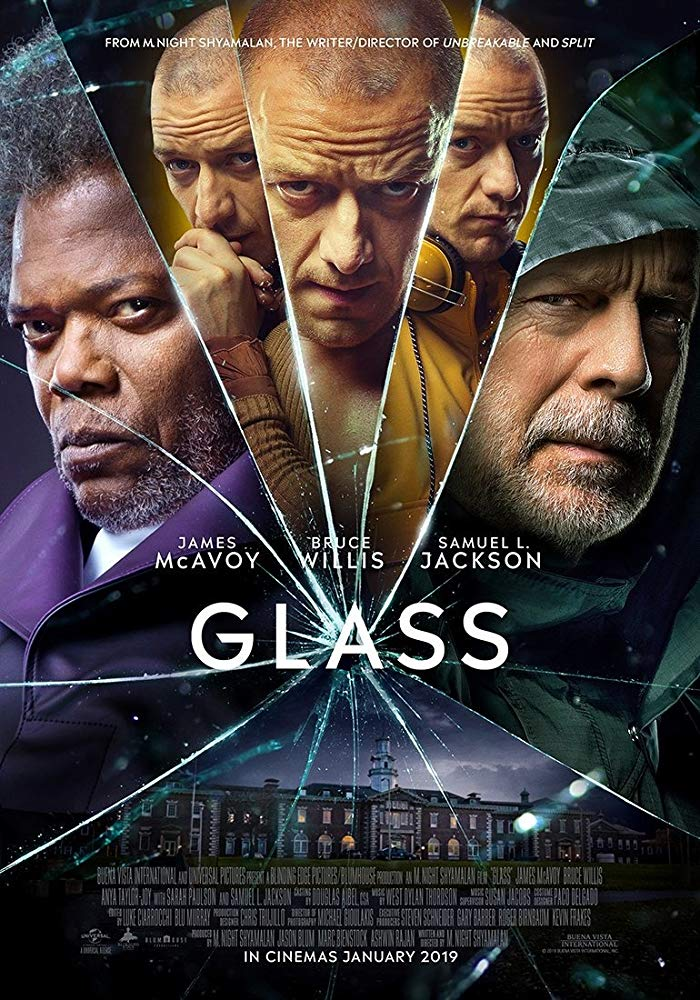 Glass @ Palace Theatre