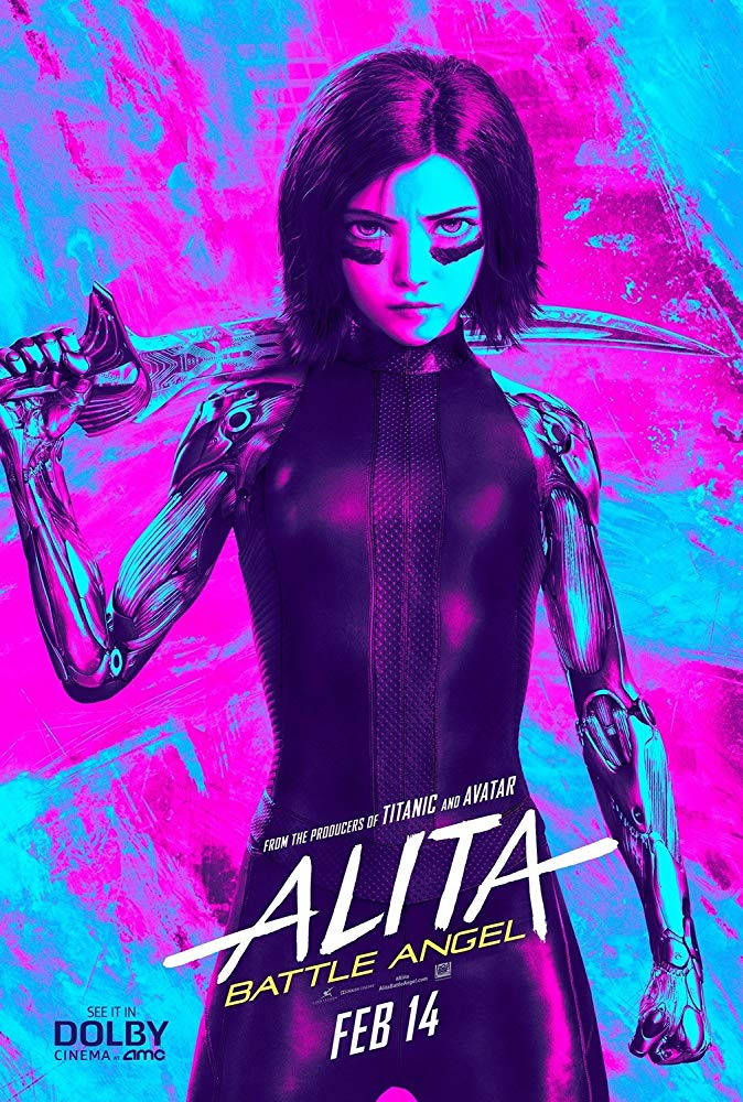 Alita: Battle Angel @ Palace Theatre