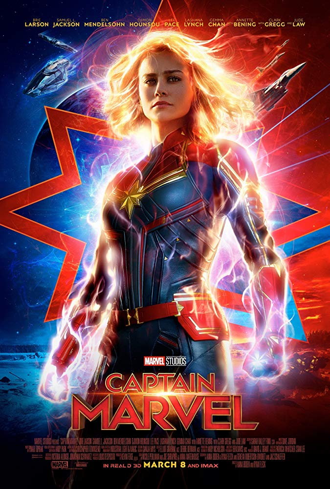 Captain Marvel @ Palace Theatre