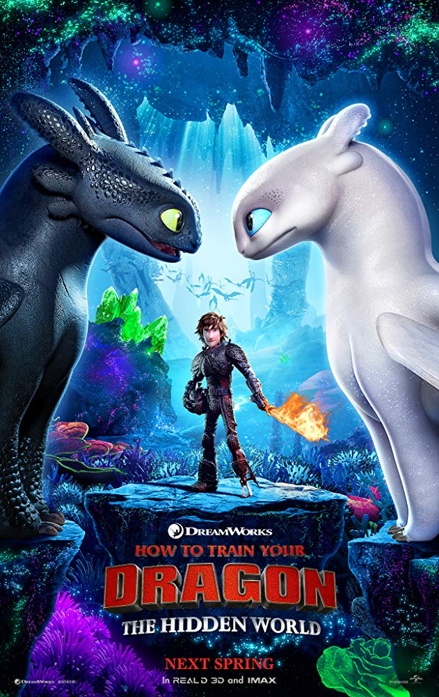 How To Train Your Dragon: Hidden World @ Palace Theatre