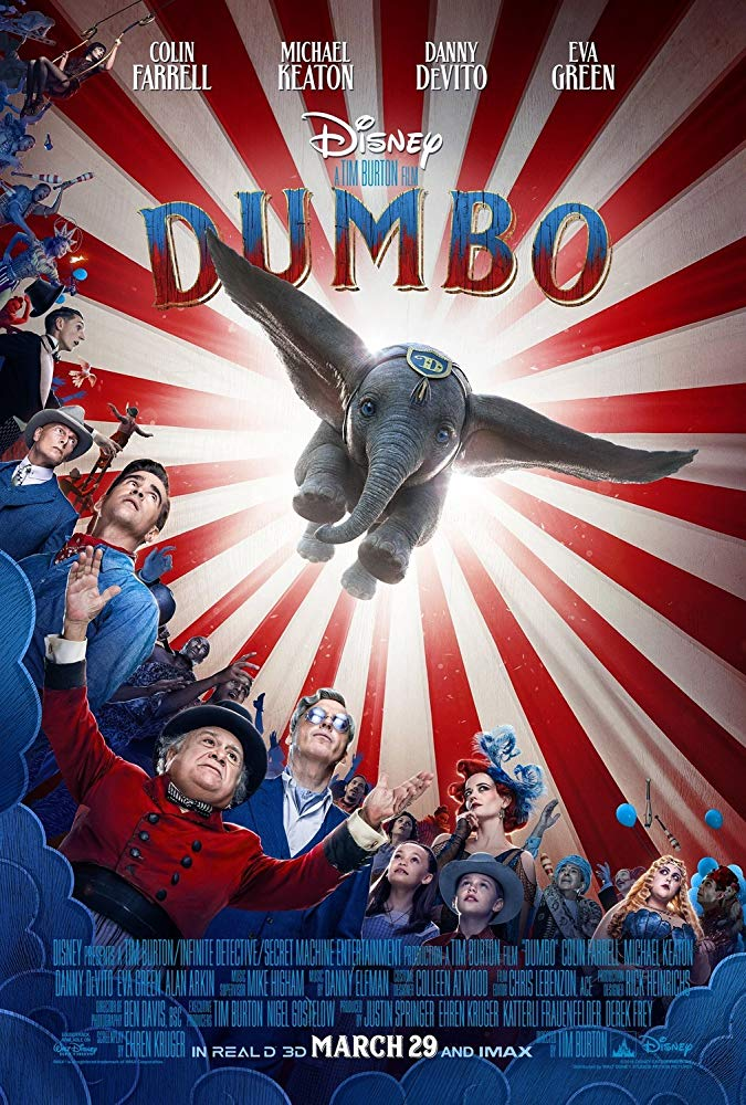 Dumbo @ Palace Theatre