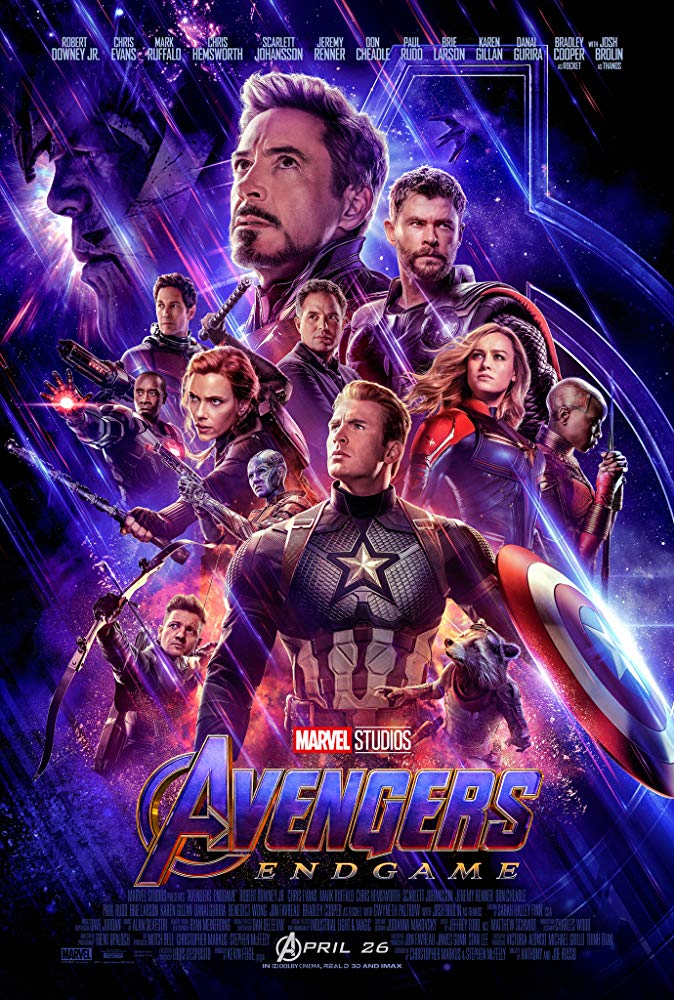 Avengers: Endgame @ Palace Theatre