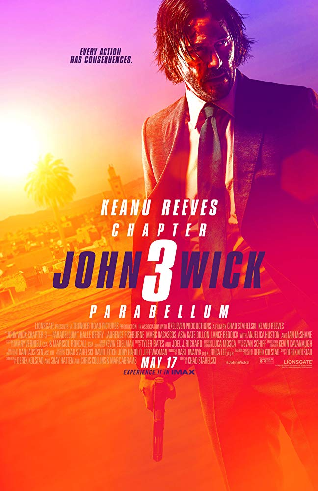 John Wick : Chapter 3 Parabellum @ Palace Theatre