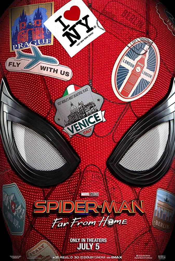 Spider-Man: Far From Home @ Palace Theatre