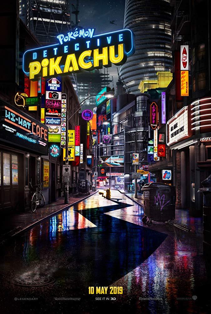 Pokémon Detective Pikachu @ Palace Theatre