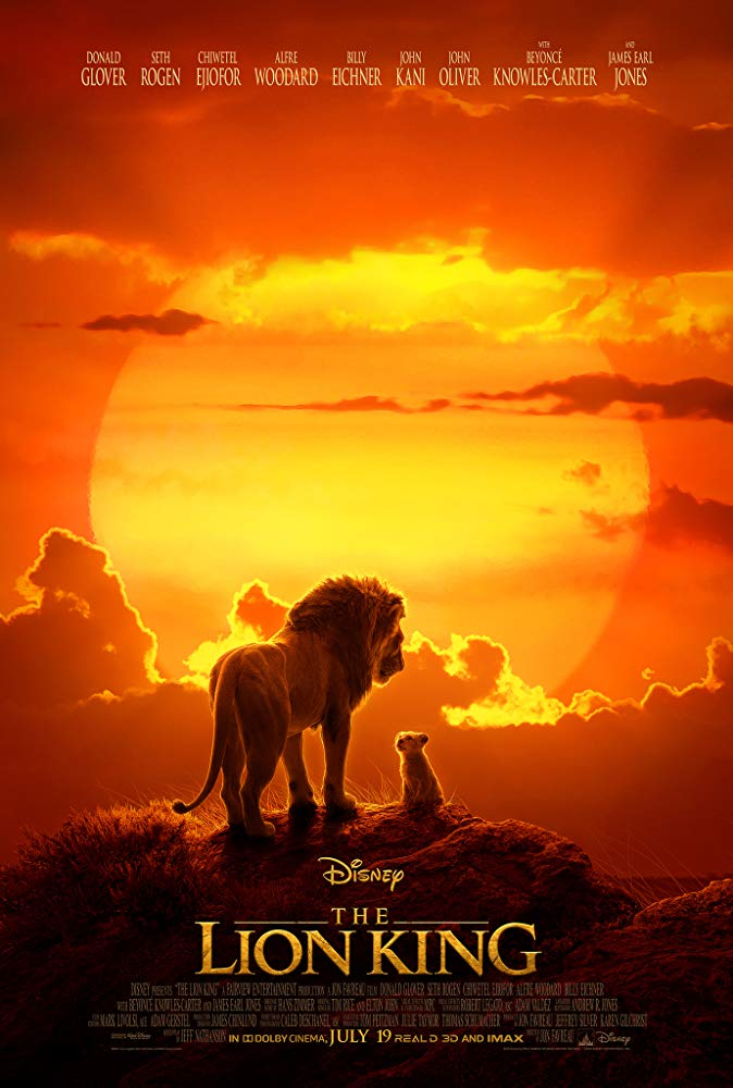 The Lion King @ Palace Theatre