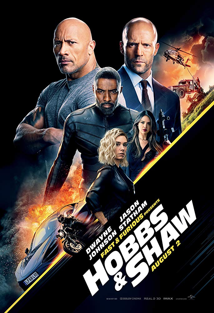 Fast & Furious Presents: Hobbs & Shaw @ Palace Theatre