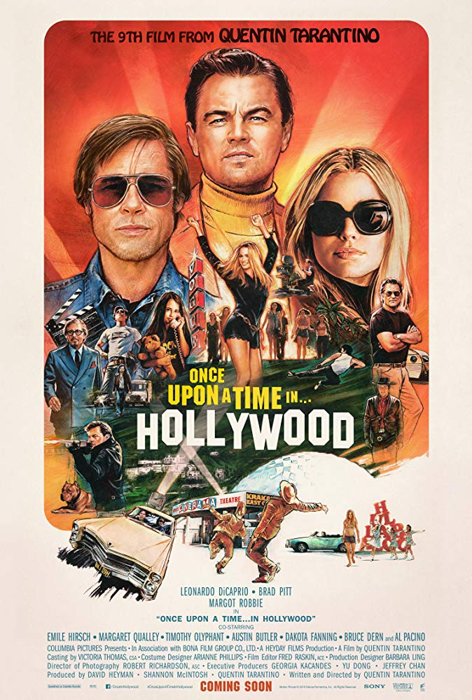 Once Upon A Time In Hollywood @ Palace Theatre