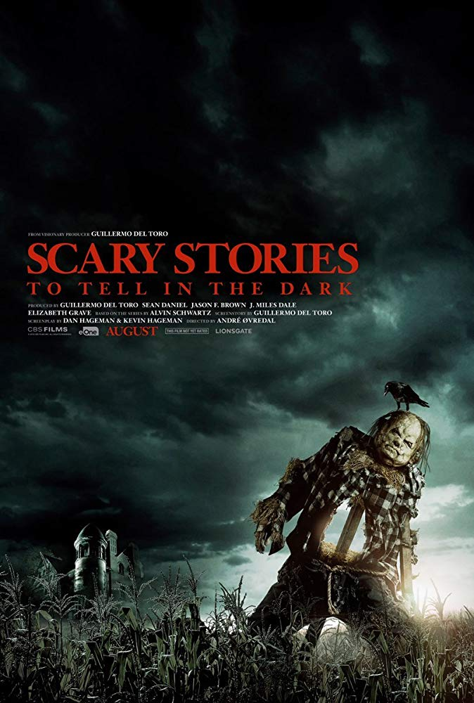 Scary Stories To Tell in the Dark @ Palace Theatre