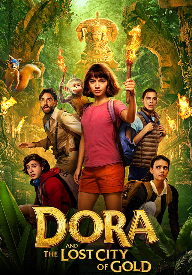 Dora and the Lost City of Gold @ Palace Theatre