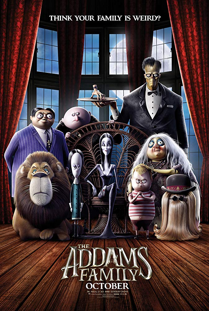 The Addams Family @ Palace Theatre