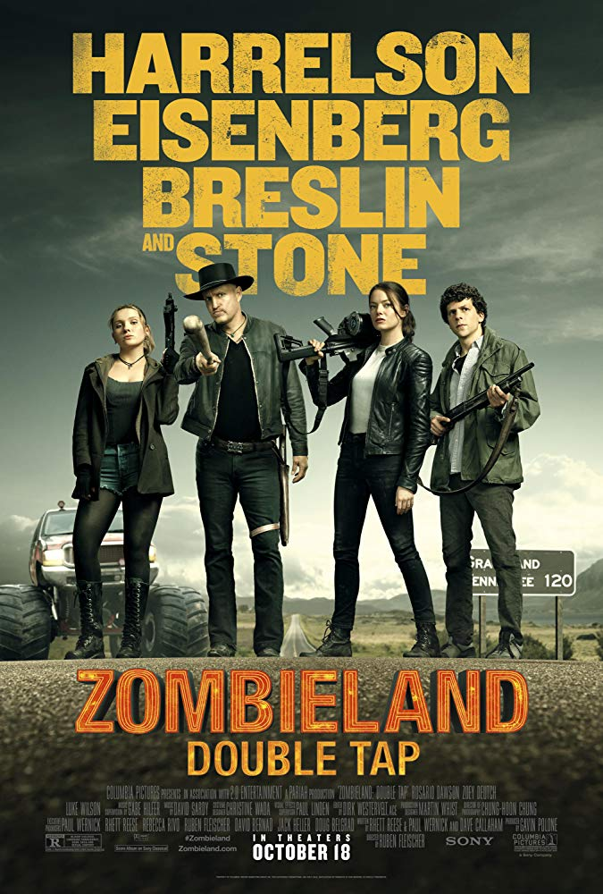 Zombieland: Double Tap @ Palace Theatre