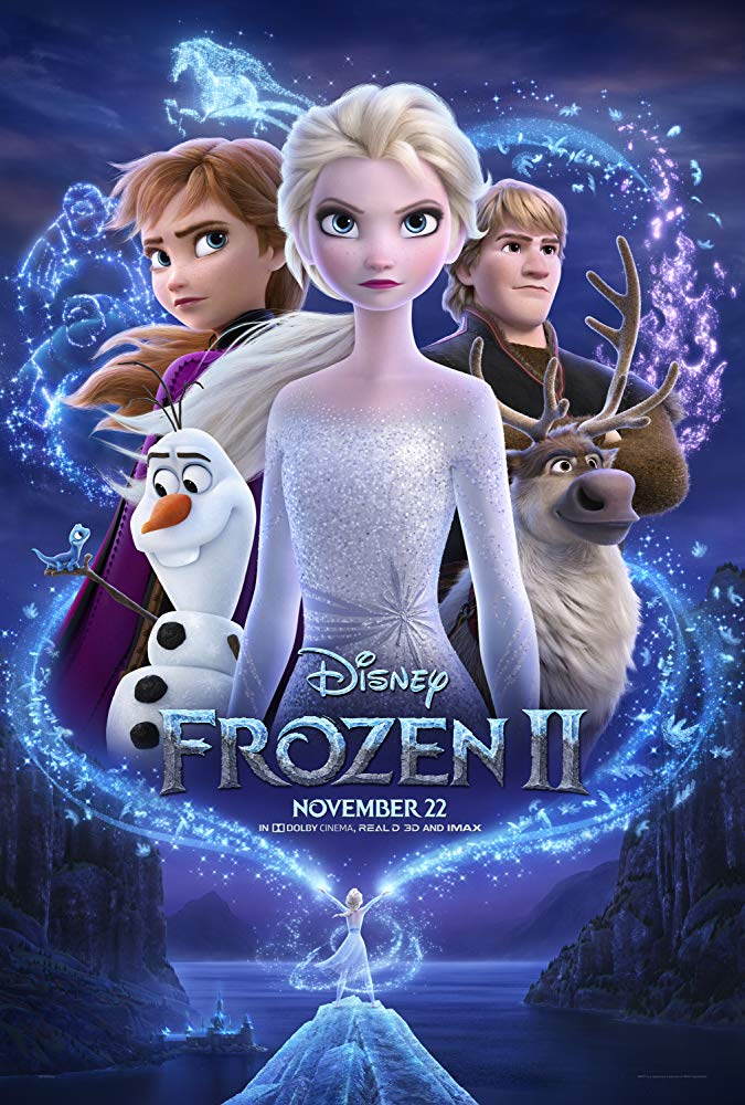 Frozen 2 @ Palace Theatre