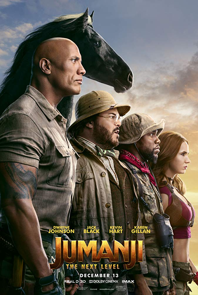 Jumanji: The Next Level @ Palace Theatre