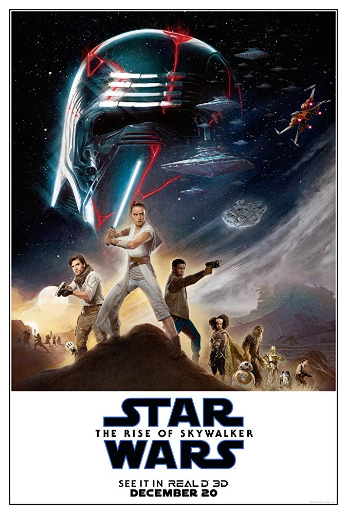 Star Wars: Episode IX - The Rise of Skywalker @ Palace Theatre