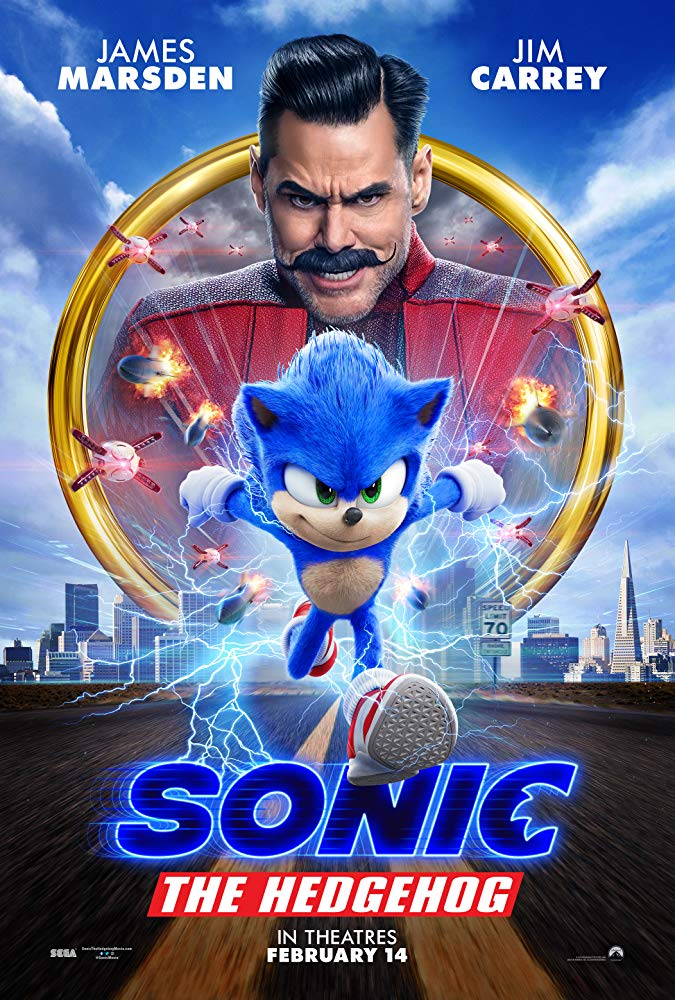 Sonic the Hedgehog @ Palace Theatre